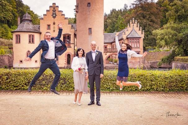 Hochzeit Wasserschloss Mespelbrunn