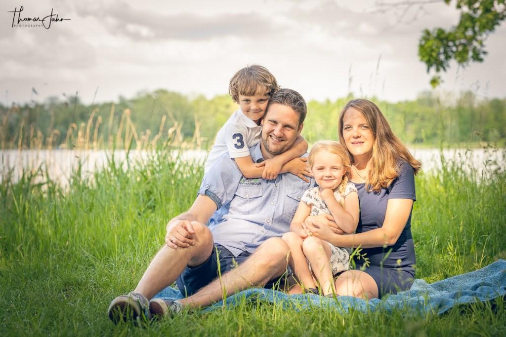 Familienporträt, Familienshooting