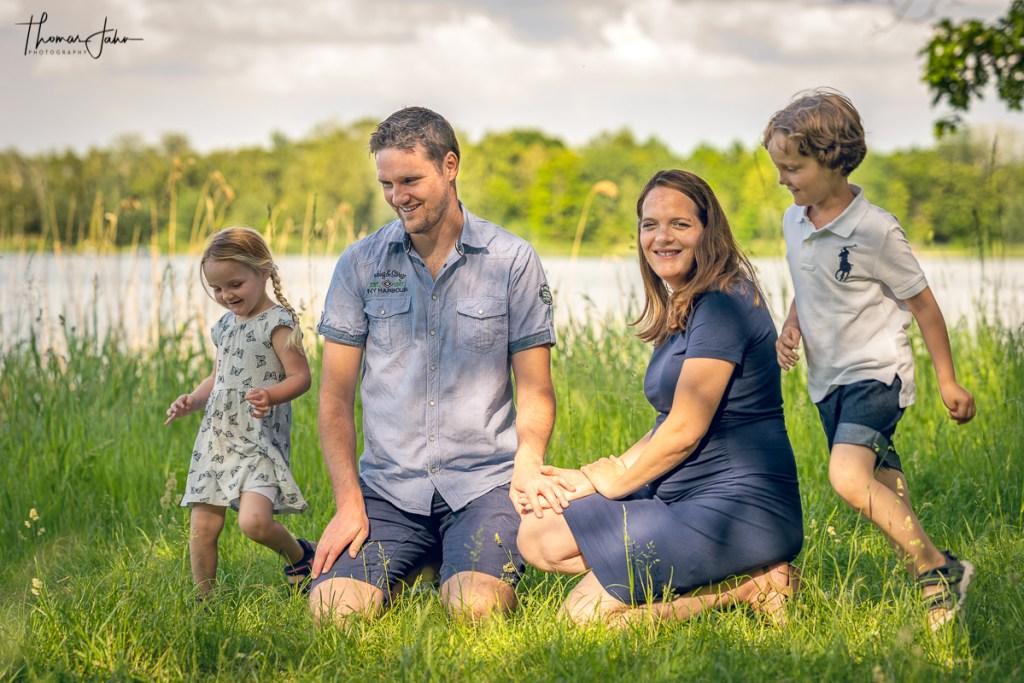 Familienporträt, Fotograf, Familienshooting