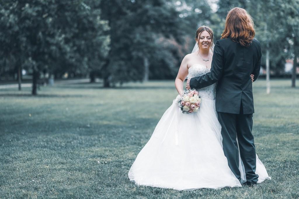Brautpaarshooting, Fotograf