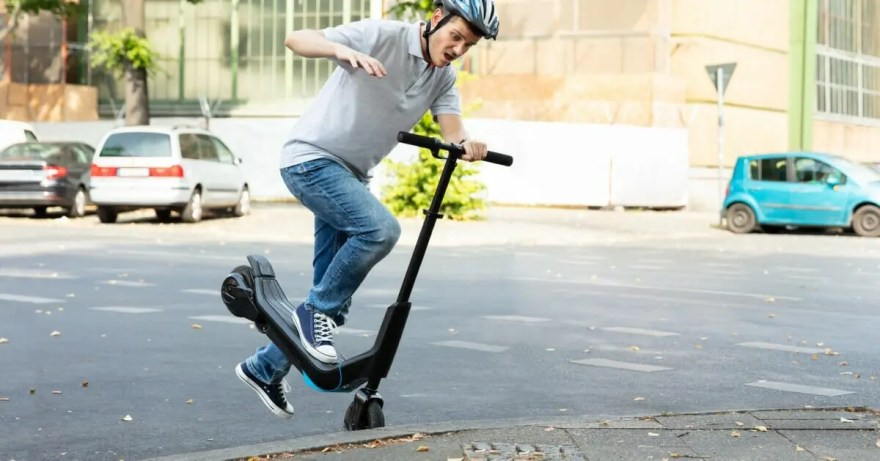 electric scooter accidents in texas