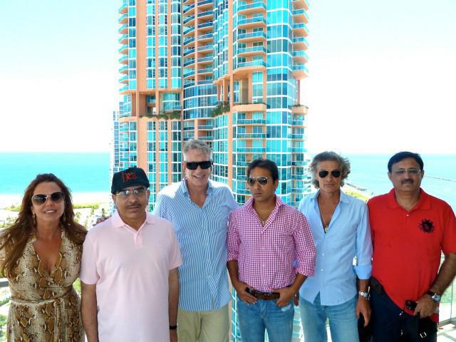 Newspaper Karachi Master 3 Karachi is getting the Biggest Island Development in the World!