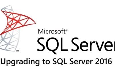 Upgrading to SQL Server 2016: Post-upgrade tasks