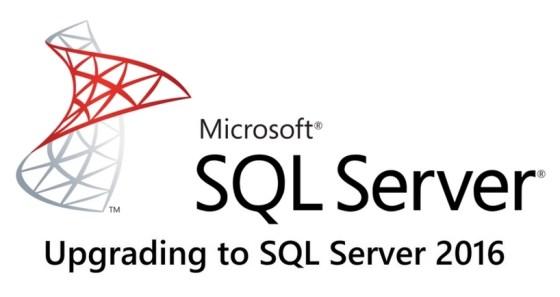 Upgrading to SQL Server 2016