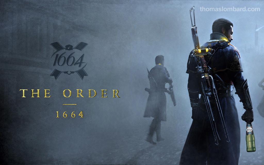 detente  mon d u00e9tournement du jour   the order 1664