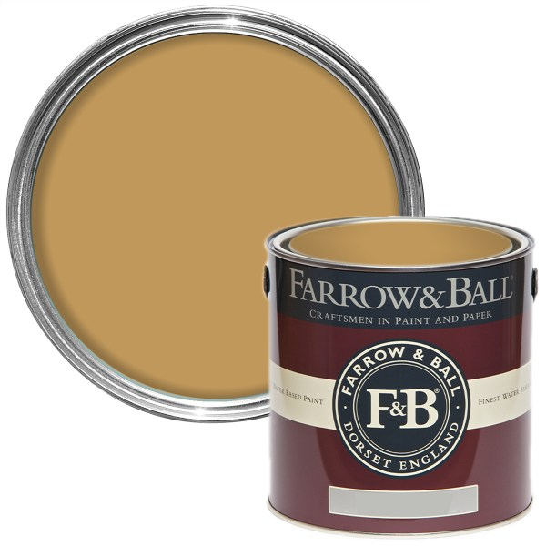 Farrow & Ball India Yellow No. 66