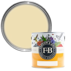 Farrow & Ball Orange Coloured White No. W5