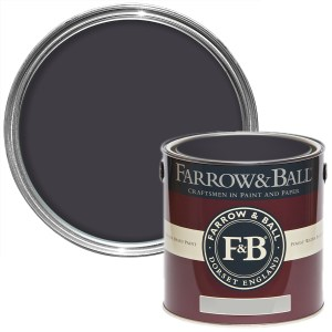 Farrow & Ball Paean Black No. 294