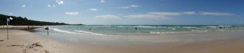 Cylinder Beach, sympa, non ?