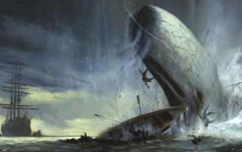 Moby Dick Night. 9. april.. snikkesnakke litteratur og selvudviklingsaften.