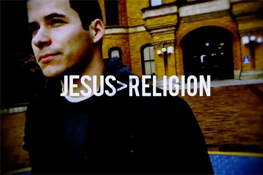 Religion Relationship Jesus