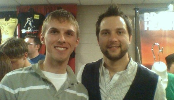 Brandon Heath and TMZ