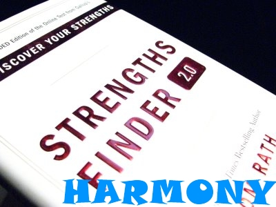 HARMONY: Strengths Finder