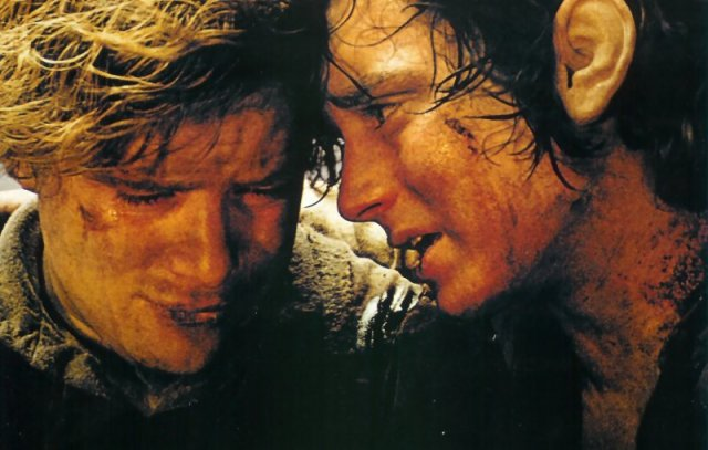 Friendship of Frodo and Sam