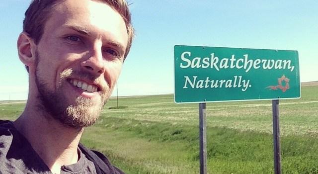 #RunningTo: Canada Border