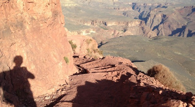 #RunningTo Grand Canyon Hike