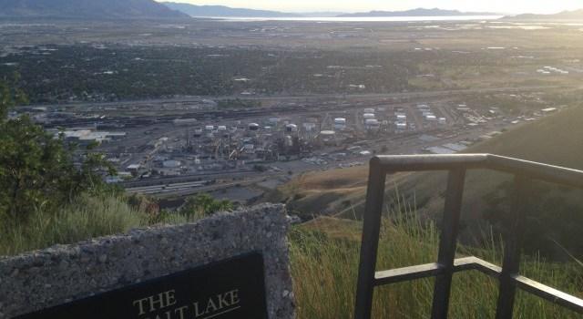 #RunningTo: Great Salt Lake