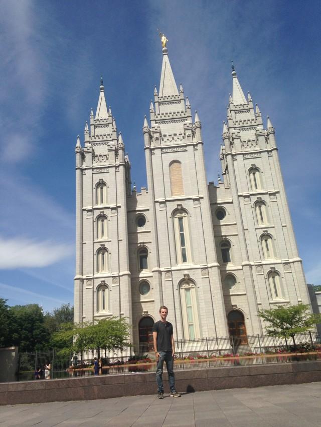 #RunningTo: Temple Square Salt Lake City