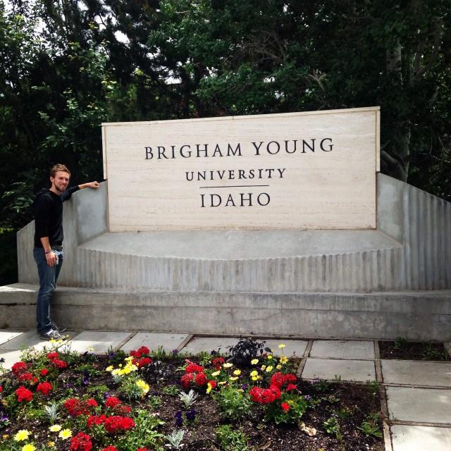#RunningTo: BYU Idaho