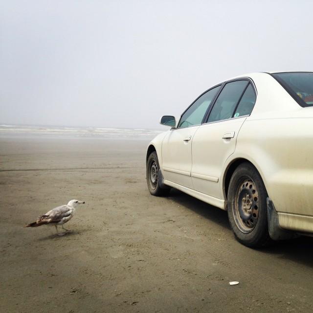 #RunningTo: Pacific Coast