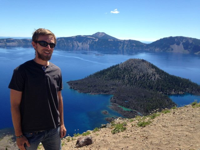 #RunningTo: Crater Lake, OR