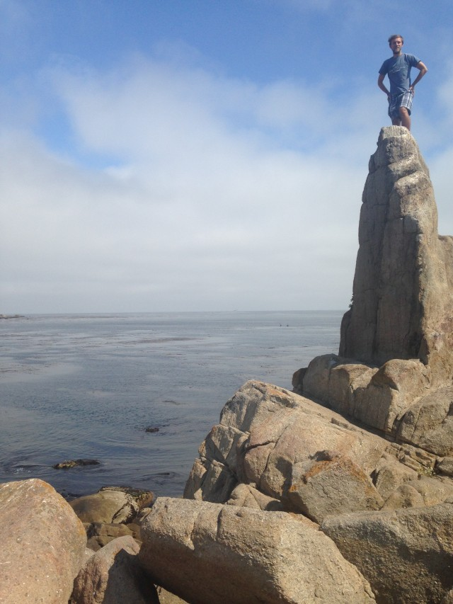 #RunningTo: Monterey