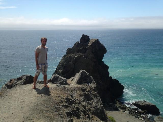 #RunningTo: Big Sur