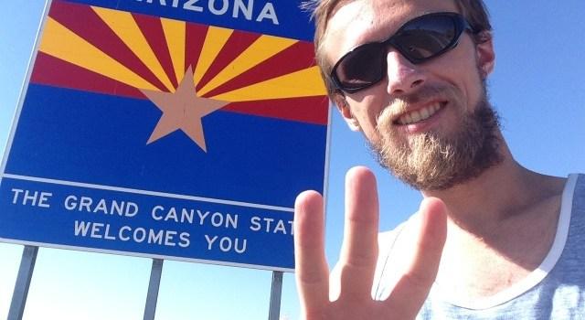 #RunningTo: Arizona