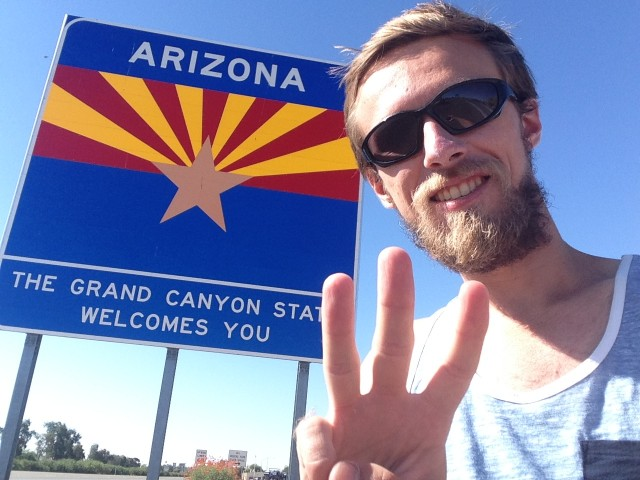 #RunningTo: Arizona