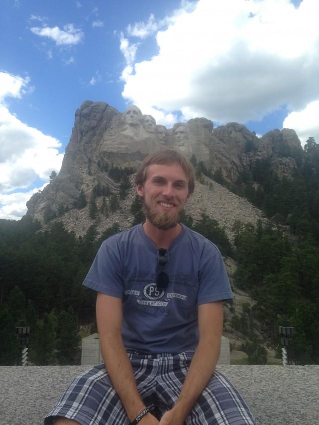 #RunningTo: Mount Rushmore