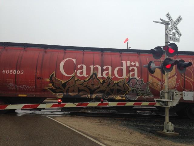 #RunningTo: Canada