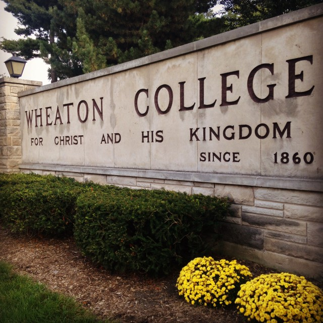 #RunningTo: Wheaton College