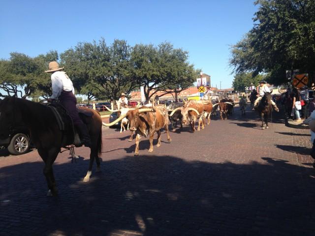 #RunningTo: Texas