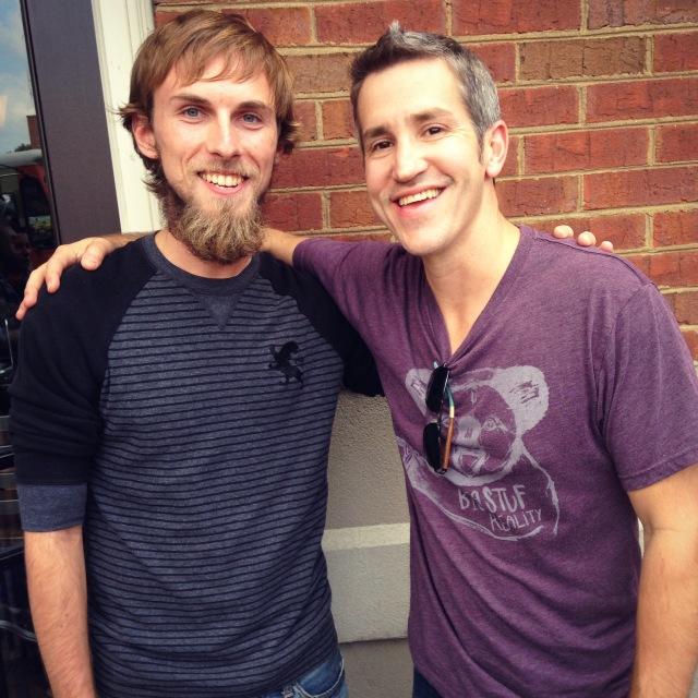 #RunningTo: Meeting Jon Acuff