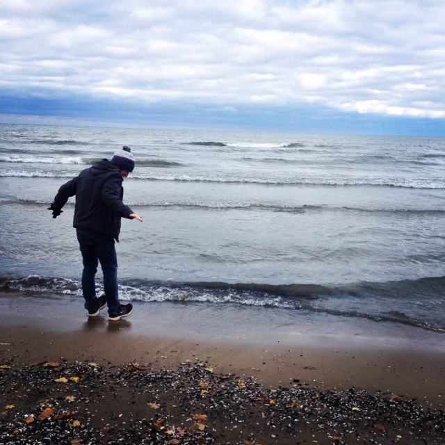#RunningTo: Lake Ontario, NY