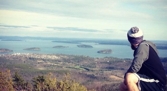 #RunningTo: Acadia National Park