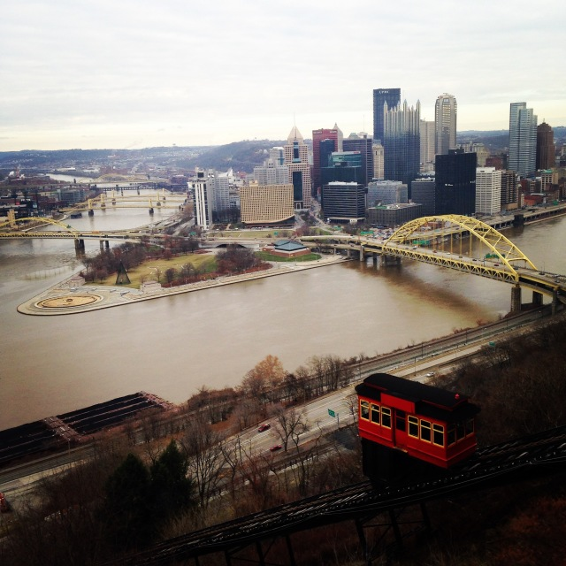 #RunningTo: Pittsburgh, PA