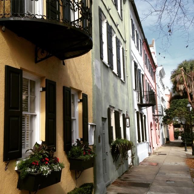 #RunningTo: Charleston, SC