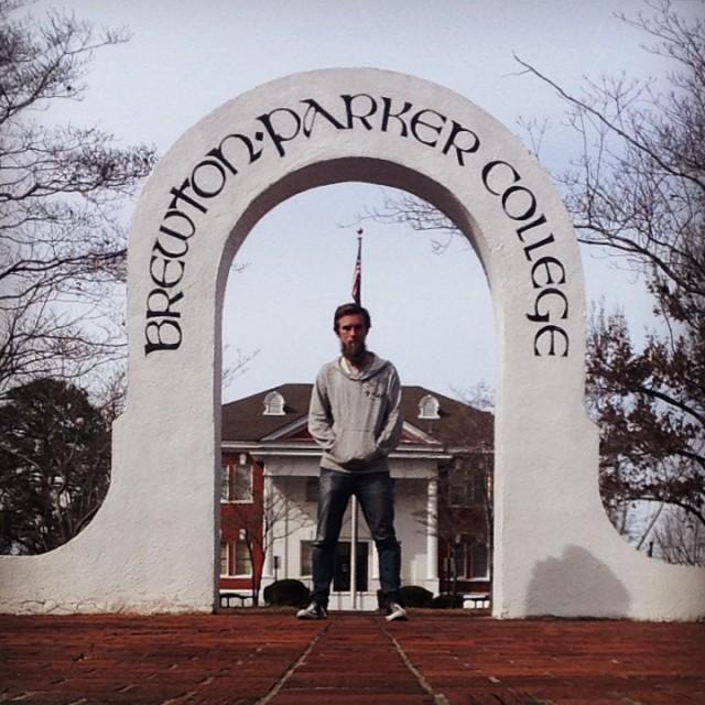 #RunningTo: Brewton-Parker College, GA