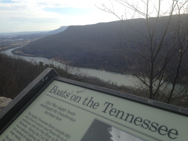 #RunningTo: Signal Mountain, TN