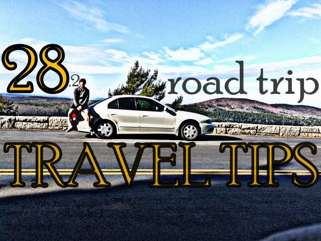 28.2 Road Trip Travel Tips
