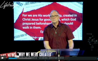 Why We Were Created – Video Clip