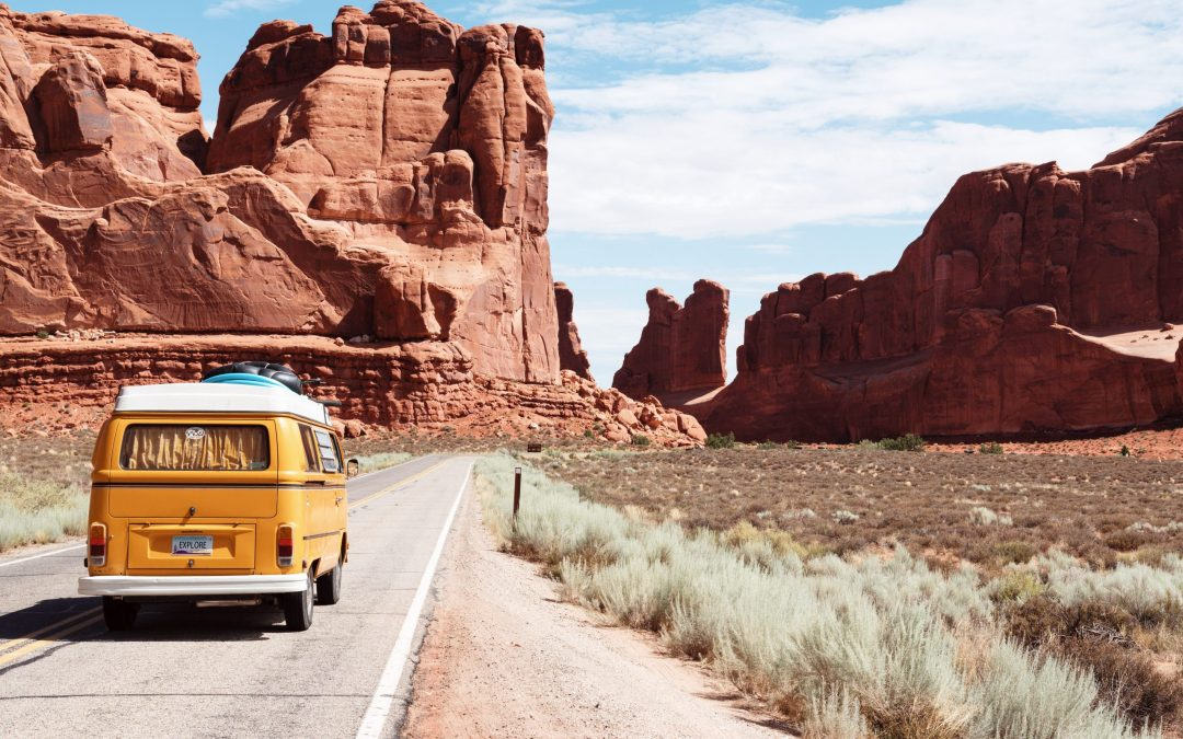 Spiritual Lessons from a Road Trip
