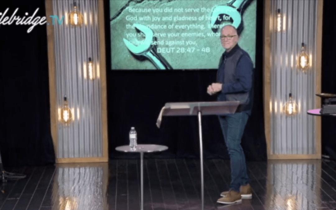 Ingratitude Opens the Door to the Enemy – Video Clip