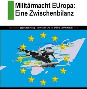 Militärmacht EUropa: Eine Zwischenbilanz
