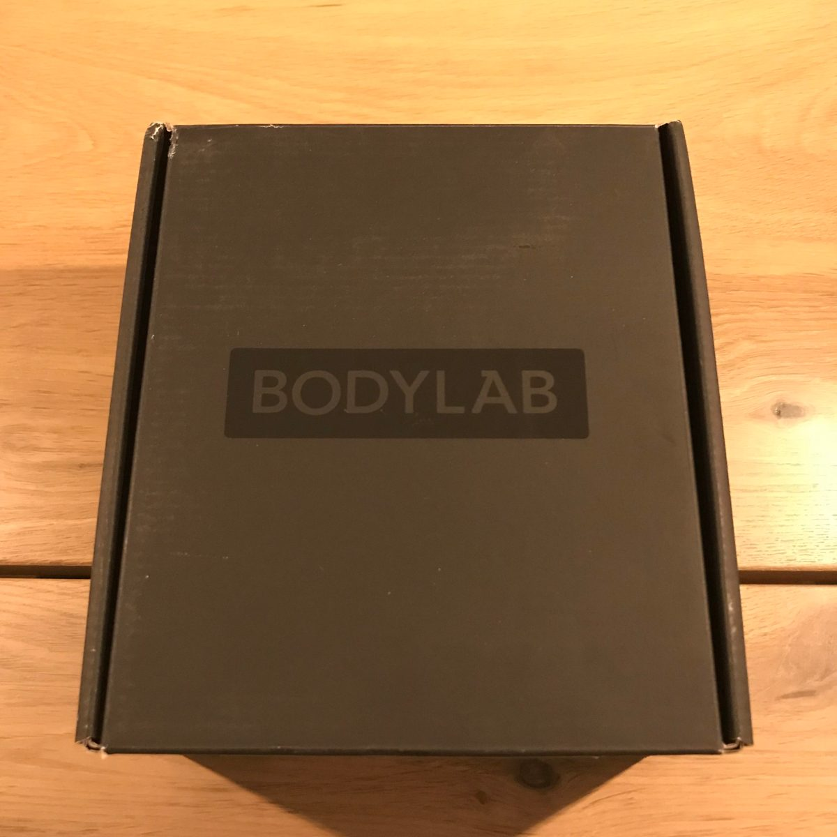 "Black Friday: Bodylabs ""Black Box"""