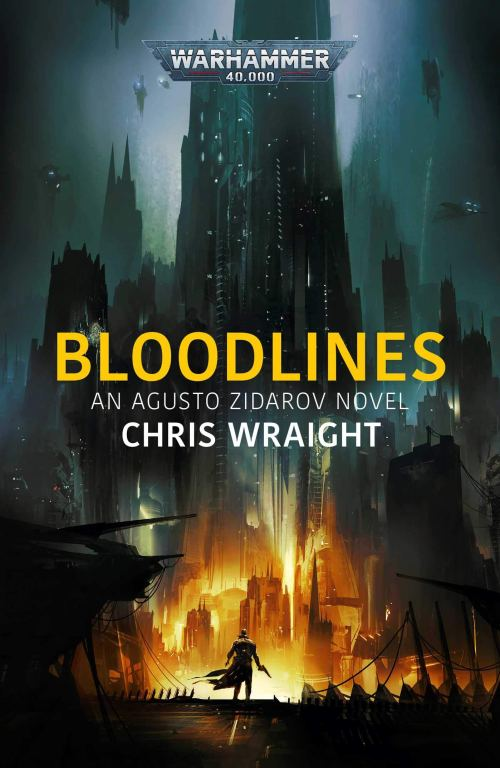 Bloodlines by Chris Wraight book cover