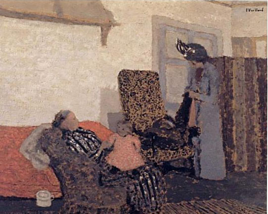 Vuillard: White Room