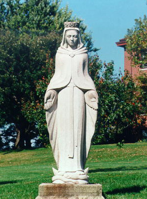 Our Lady of Victory at  the Bergamo Center for Lifelong Learning