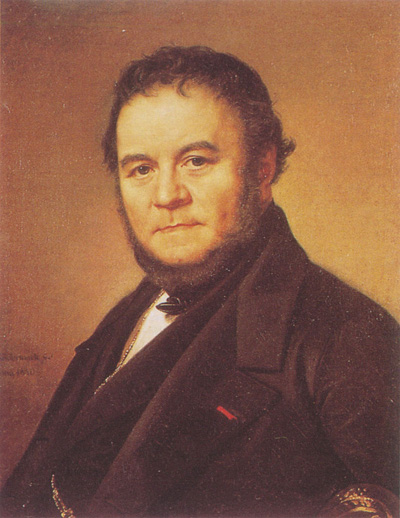 French author Stendhal